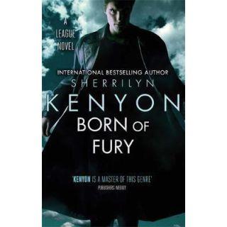Born of Fury (Legacy # 6)Pia