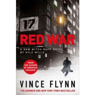 Red War (Mitch Rapp #17) (2018)