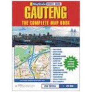 Gauteng Complete Map Book
