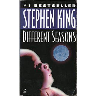 Different Seasons: Shawshank Redemption / Apt Pupil / The Body / The Breathing Method