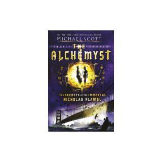 Alchemyst (The Secrets of the Immortal Nicholas Flamel  #1)