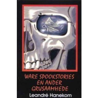 Ware Spookstories en Ander Grusaamhede